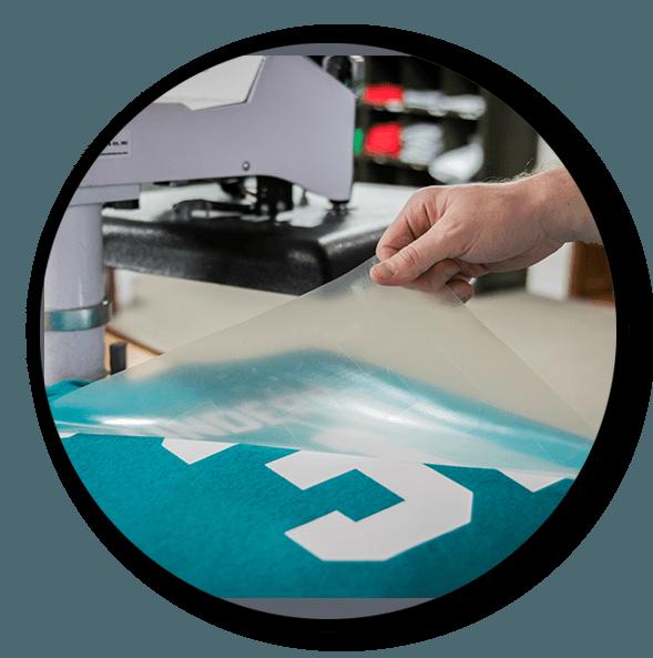 Custom Heat Sealed Vinyl
