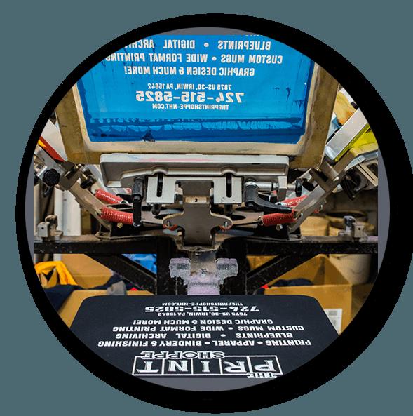 Custom Screen Printing
