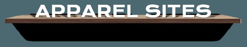 Apparel Sites